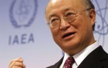 Le directeur général de l'AIEA visite le CNESTEN