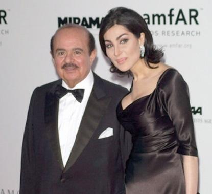 Les divorces les plus chers de l'histoire : Adnan et Soraya Khashoggi