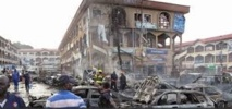 L'explosion d'une bombe à Abuja au Nigeria fait plus d'une vingtaine de morts