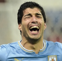Mondial terminé pour Suarez