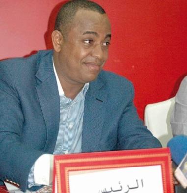 Said Naciri, nouveau  président du WAC