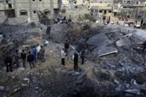 Israël intensifie les raids meurtriers sur Gaza