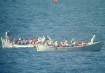 Drame de l'immigration dans le Canal de Sicile