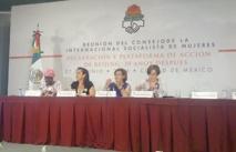 Participation de l'USFP à la réunion du Conseil de l'Internationale socialiste à Mexico