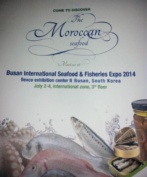 Les produits de mer marocains à la conquête du marché coréen