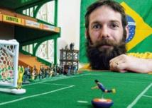 La légende du football en miniature