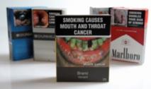 Avertissements antitabac géants sur les paquets de cigarettes en Thaïlande