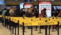 Sécurité renforcée sur certains vols directs vers les Etats-Unis