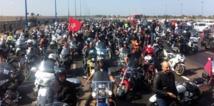 Les grosses motos débarquent  sur les chapeaux de roues