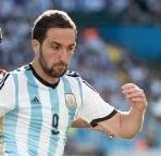 L'inefficacité d'Higuain inquiète l'Argentine