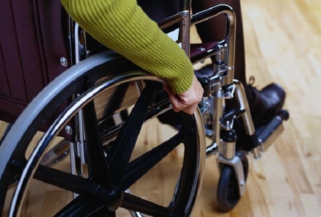 Sit-in pour le retrait du projet de loi-cadre relative aux handicapés