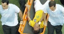 Le Brésil pleure le rêve brisé de Neymar