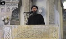 Abou Bakr Al-Baghdadi, le calife autoproclamé de l'EI, réclame l'allégeance des musulmans