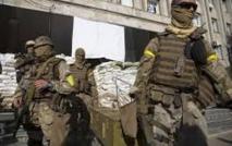 L'armée ukrainienne  reprend la ville de Slaviansk aux séparatistes