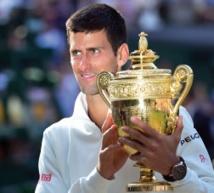 Djokovic prive Federer du Grand 8