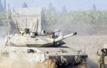 Plusieurs  blessés dont femmes et enfants après une cinquantaine de raids sur Gaza