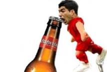 Insolite : Le coup de dents  de Suarez