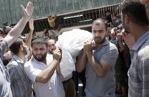 La population civile de Gaza principale  victime des raids meurtriers israéliens