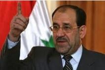 Nouri Al-Maliki creuse  les divisions en accusant les Kurdes d'héberger des jihadistes