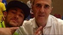 L'agent de Neymar  se déchaîne contre Scolari