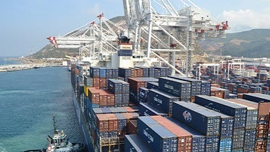 Hausse du trafic de conteneurs à Tanger Med