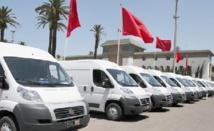 Des équipements distribués aux services de police de Casablanca