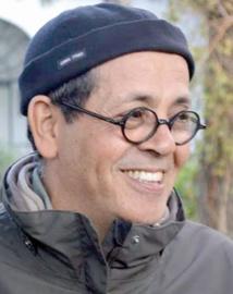 Moulim El Aroussi, commissaire associé de l'exposition «Le Maroc contemporain» à Paris