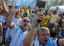 Les Argentins investissent Rio