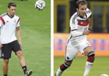 L'Allemagne malgré Özil et Götze