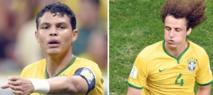 Cauchemar pour Thiago Silva et David Luiz