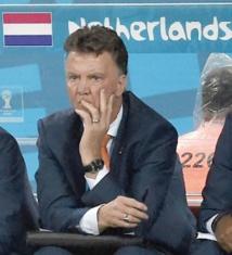 "Van Gaal: ""fier de terminer le tournoi invaincu"""