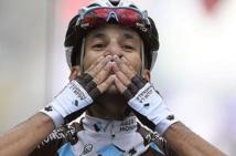 Kadri s'adjuge la 8ème étape du Tour de France de cyclisme