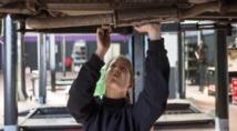 Un garage au féminin pour  des clientes lassées du machisme