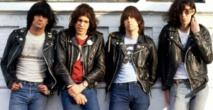 """Les Ramones, """"parrains"""" américains du punk"""