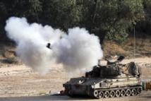Septième jour de frappes sur la Bande de Gaza