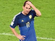 """Messi : """"Nous avons tout tenté mais ça n'a pas marché"""""""