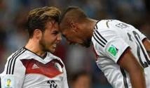 Un éclair et l'Allemagne s'embrase