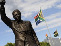 En Afrique du Sud, la longue marche de 500 statues vers la liberté