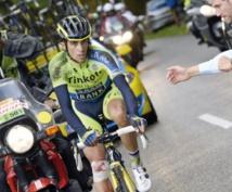 Les Vosges condamnent Contador