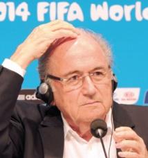 Blatter surpris  par la consécration de Messi