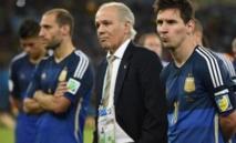 Le temps des regrets pour les Argentins