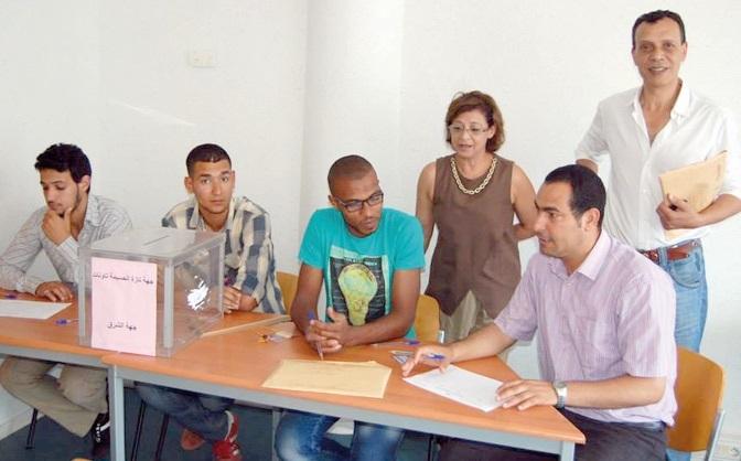 La Jeunesse ittihadie parachève l'élection de ses structures
