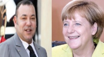 SM le Roi félicite  la chancelière Angela Merkel