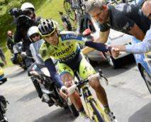 Contador évite l'opération et probablement la Vuelta