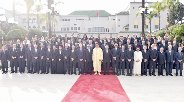 S.M le Roi préside la cérémonie d'installation du Conseil supérieur de l'éducation