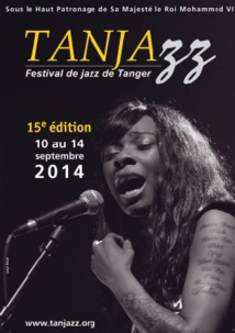 La 15ème édition du Festival Tanjazz, du 10 au 14 septembre