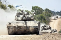 Après des frappes et un siège meurtriers de 10 jours, l'armée israélienne envahit la Bande de Gaza
