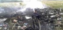 Un Boeing 777 de Malaysia Airlines abattu au-dessus de l'Ukraine