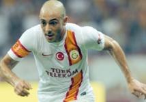 Nordin Amrabet décidé à reconquérir sa place à Galatasaray