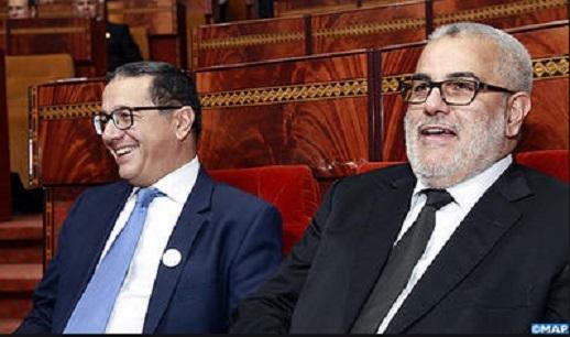"""Les mi-mandats de Benkirane et Boussaid font tristement le """"buzz"""""""